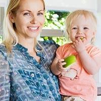 Как организовать здоровое детское питание