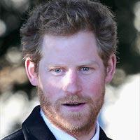 Принц Гарри избавился от бороды