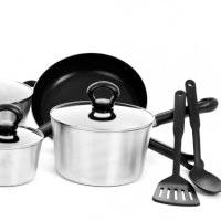 Является ли посуда с антипригарным покрытием безопасной?