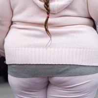 Стресс является причиной детского ожирения