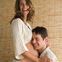 Любящие мужья не замечают недостатки фигуры любимой после родов