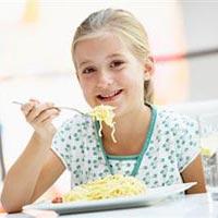 Прием пищи по расписанию повышает девичий интеллект