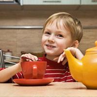 Можно ли пить чаи и кофе детям