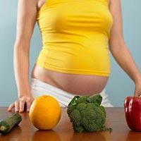 Диета мамы определяет пол будущего ребенка