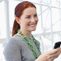 Мобильные телефоны провоцируют женские морщины