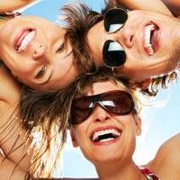 Гелотология лечит болезни смехом