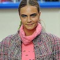 Неделя моды в Париже: показ Chanel (27 фото)