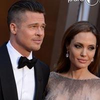 Анджелина Джоли и Брэд Питт - самая красивая пара на церемонии Оскар 2014