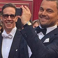 Звездный Instagram на церемонии Оскар-2014