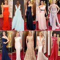 Дженнифер Лоуренс возглавила рейтинг лучших платьев Оскар-2014