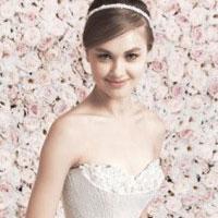 Свадебная мода: белоснежные платья от Georges Hobeika 2014 (фото)