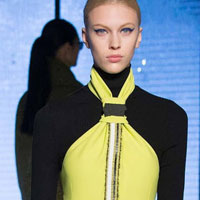 Неделя моды в Париже: Показ Kenzo  осень-зима 2014 (фото)