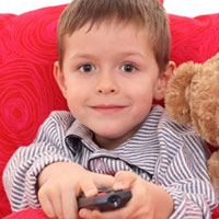 Вред компьютера и телевизора для детей