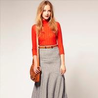 Тренд сезона весна 2014: юбка макси и юбка в пол (28 фото)