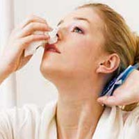 Как остановить кровь из носа
