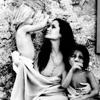 Брэд Питт личные фотографии Анджелина Джоли (14 фото)