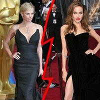 Анджелина Джоли и Шарлиз Терон находятся в состоянии холодной войны