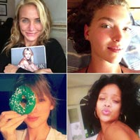 Мода на естественность: instagram знаменитостей без макияжа (23 фото)