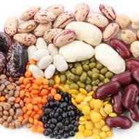 Бобовые понижают уровень холестерина