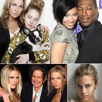 Дети знаменитостей, ставшие моделями (23 фото)