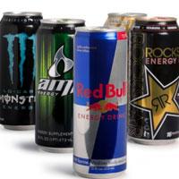 Энергетические напитки опасны для здоровья