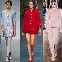 Модные пиджаки и жакеты весна-лето 2014 (27 фото)