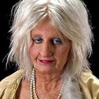 Кэти Перри превратила себя в старуху