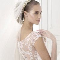 Лукбук новой свадебной коллекции Pronovias 2015 (13 фото)