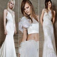 Коллекция свадебных нарядов 2015 года от Vera Wang (20 фото)