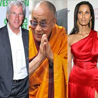 Далай Лама нашел новую жену Ричарду Гиру