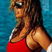 Кейт Аптон в британском журнале Vogue (24 фото)