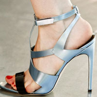 Блестящая обувь – тренд лета 2014 (11 фото)