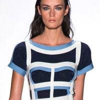 Модный принт лета 2014 – геометрический узор (15 фото)