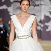 Тенденции свадебной моды 2014-2015 (фото)