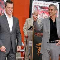 Джордж Клуни назвал своего шафера