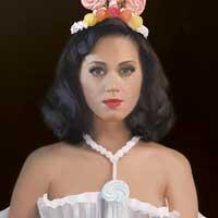 Портрет Кэти Перри попал в Национальную галерею