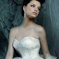 Колдовская нежность в свадебных платьях от Ysa Makino (17 фото)