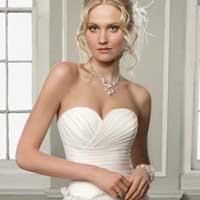 Модные свадебные платья 2014 (25 фото)