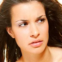 Как отрастить волосы между бровями