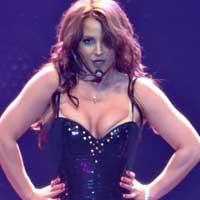 Бритни Спирс поправилась на 14 кг
