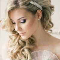 Главные тенденции свадебной моды 2014 в макияже (13 фото)