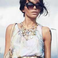 Модные короткие платья этого лета (10 фото)
