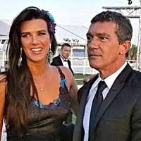 Украинская актриса приложила руку к разводу Антонио Бандераса