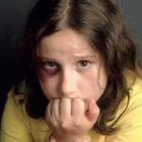Детское насилие уменьшает объем серого вещества мозга