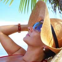 Зависимость от ультрафиолета: люди не могут жить без от солнца