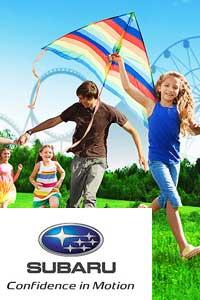 Subaru Family Party 2014 – «звездный день» календаря