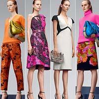 Предосенняя коллекция ready-to-wear 2014 Pre-Fall от Bottega Veneta (фото)