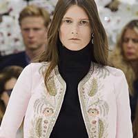 Неделя высокой моды в Париже: Christian Dior, осень-зима 2014 (фото)