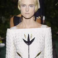 Неделя высокой моды в Париже: Valentino (20 фото)