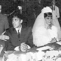 Адриано Челентано отметил золотую свадьбу